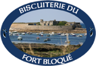 Logo Biscuiterie du fort bloqué